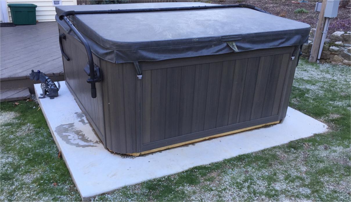 Home buyers hot tub checklist - Jersey Hot Tub Repair