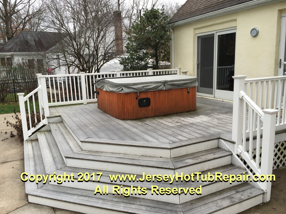 Getting your Hot Tub ready for spring - Jersey Hot Tub Repair
